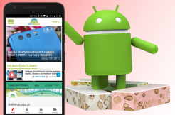 funkce z Androidu 7 Nougat