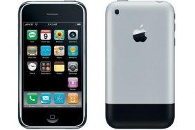 prvni iphone