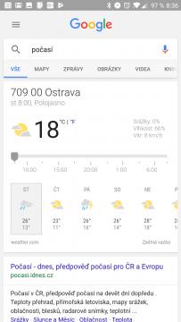 Sledujete předpověď počasí?
