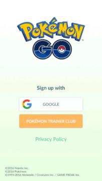 Kompletni navod Pokemon Go – spusteni 1