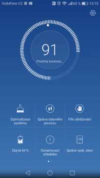 Honor 8 – system Android, EMUI 6
