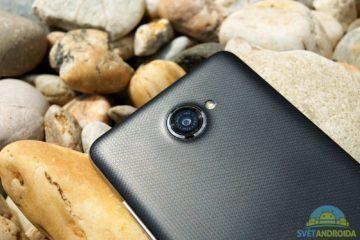 Vodafone Smart Ultra 7 fotoaparát