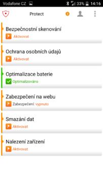 Vodafone Smart Ultra 7 protect