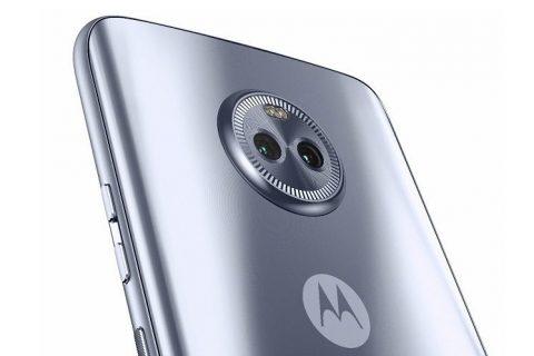 Lenovo Moto X4