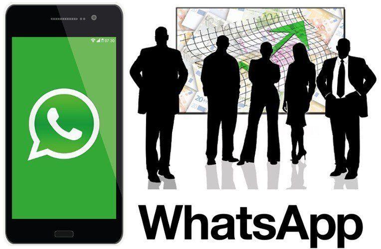 WhatsApp-společnosti