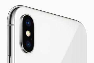 apple iphone x fotoaparat