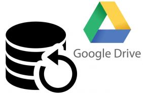 google drive maze zalohu dat