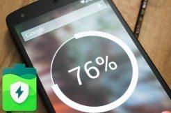 AccuBattery aplikace baterie