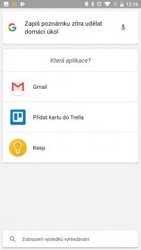 Jak diktovat poznamky-Google Assistant-Google Now-7