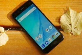 Recenze Xiaomi Mi A1-konstrukce-predni strana-1