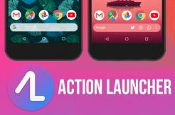 action launcher v29