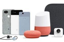 Google Novinky Pixel 2