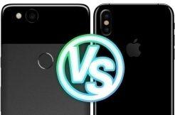Foto test Apple iPhone X vs. Google Pixel 2: Souboj dvou světů