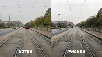 Foto test Samsung Galaxy Note8 vs. Apple iPhone X-cesta-1