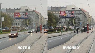 Foto test Samsung Galaxy Note8 vs. Apple iPhone X-cesta-2