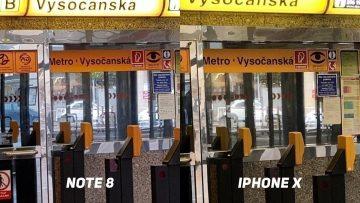 Foto test Samsung Galaxy Note8 vs. Apple iPhone X-metro-2