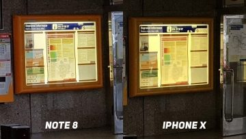 Foto test Samsung Galaxy Note8 vs. Apple iPhone X-metro-3