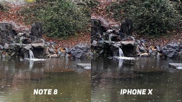 Foto test Samsung Galaxy Note8 vs. Apple iPhone X-priroda-2