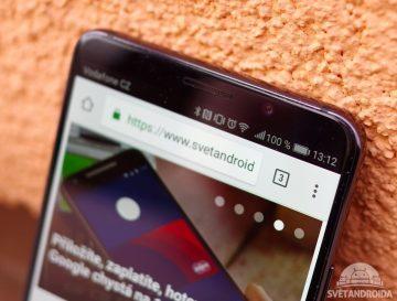 Huawei Mate 10 Pro telefonní repro
