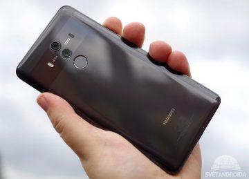 Huawei Mate 10 Pro záda