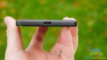 Telefon Google Pixel 2-konstrukce-USB-C