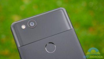 Telefon Google Pixel 2-konstrukce-fotoaparat