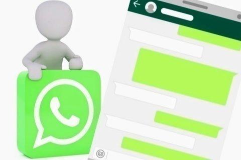 falesny whatsapp aplikace