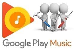 google play music mazani pisnicek