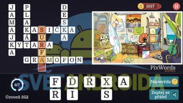 Pixwords Scenes napoveda