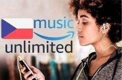amazon music cz