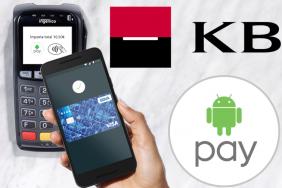 komercni banka android pay cz