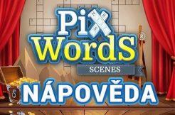 napoveda pixwords scenes