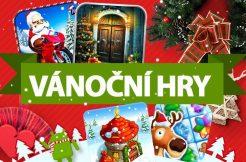 hry s vánoční tématikou