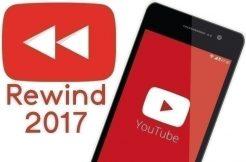 youtube videa rewind 2017