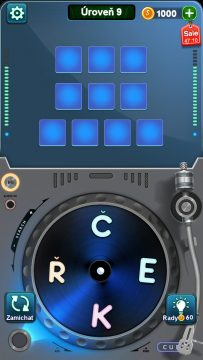 Grafický motiv Hudba