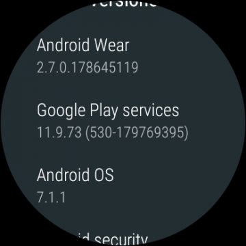 Huawei Watch 2 Android Wear 2