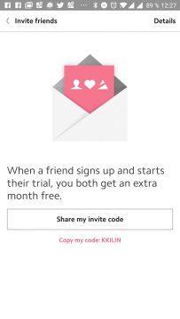 Pozvánka pro přátele
