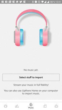Sekce pro hudbu