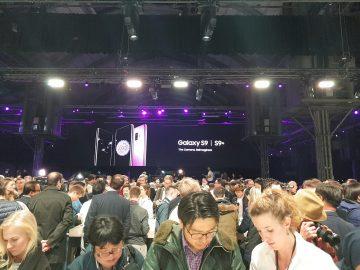 Samsung Galaxy S9 foto (1)