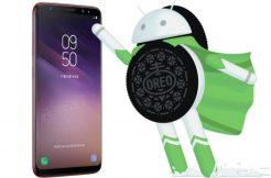 aktualizace na android oreo samsung