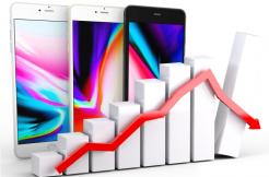 prodej chytrych telefonu