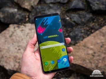 displej Galaxy S9