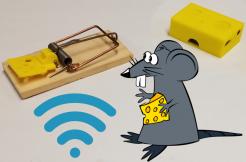 past na mysi wifi aplikace