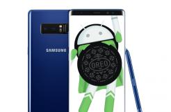 samsung galaxy note8 android oreo