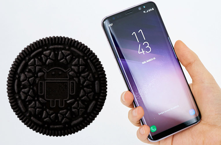 samsung galaxy s8 aktualizaci na android oreo