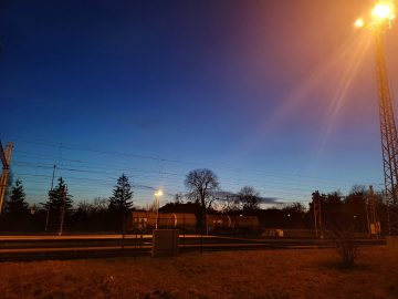 Huawei P20 Pro foto obloha