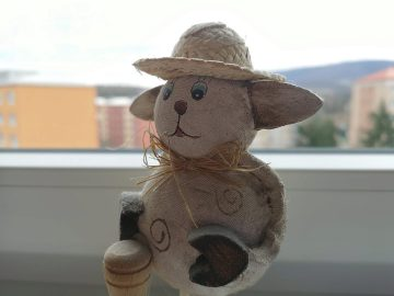 Huawei P20 Pro foto ovce
