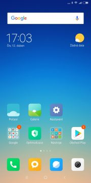 Xiaomi Redmi 5 Plus-recenze-system MIUI-2