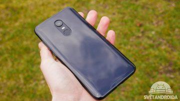 Xiaomi Redmi 5 Plus-recenze-tpu pouzdro