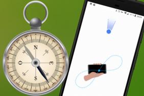 jak zkalibrovat kompas android telefon